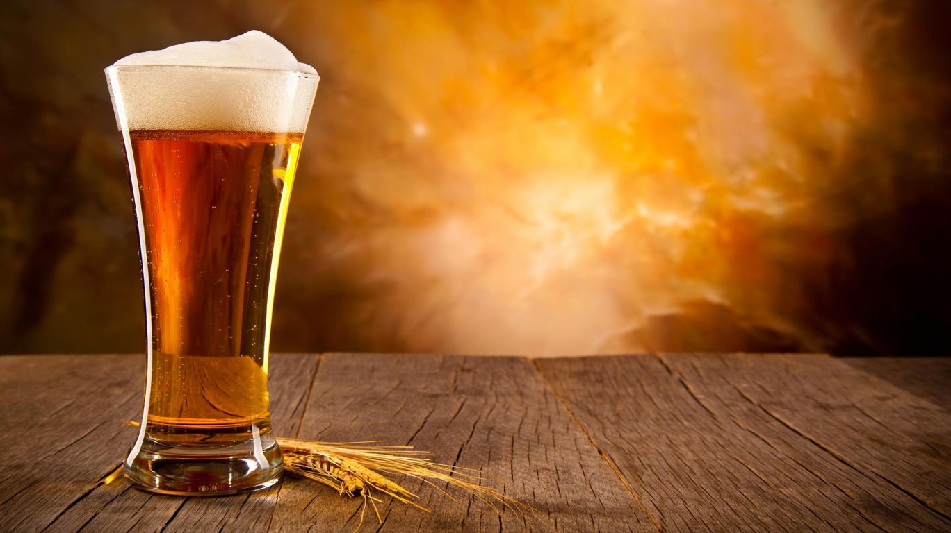 Пиво и ботокс