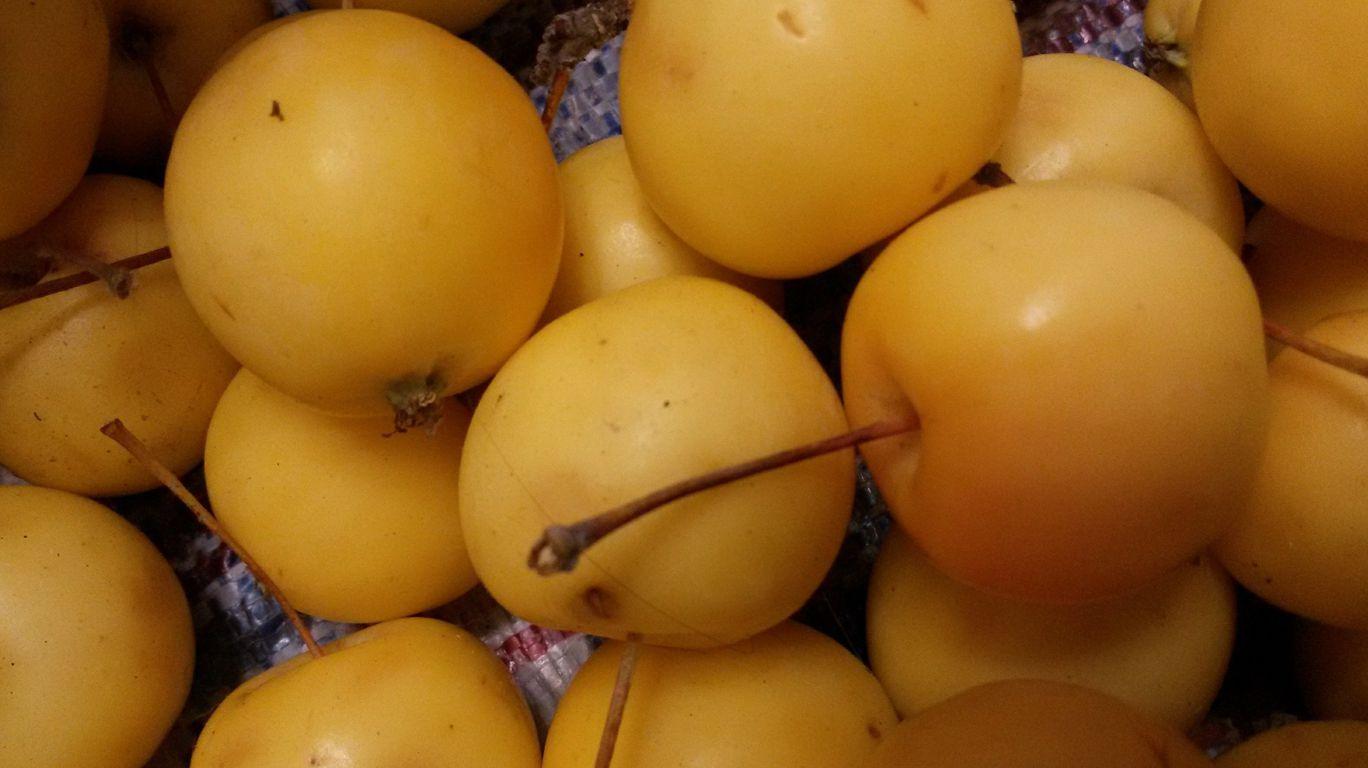 Яблоки Ранетки