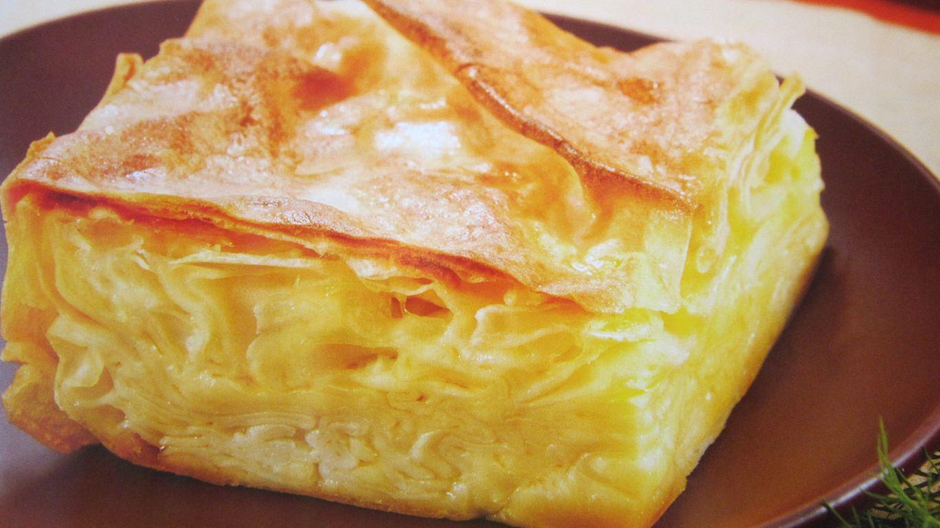 Ачма солёная с сыром