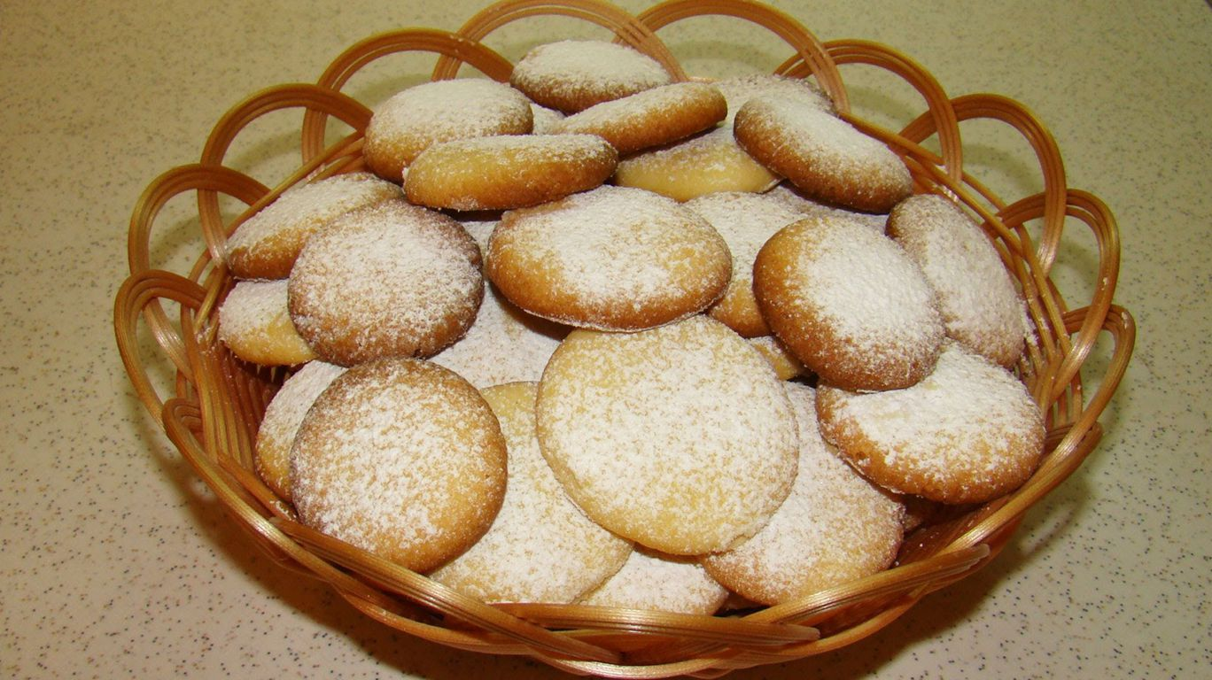 Печенье по домашнему