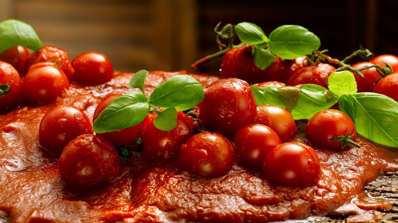 кетчуп с помидорами