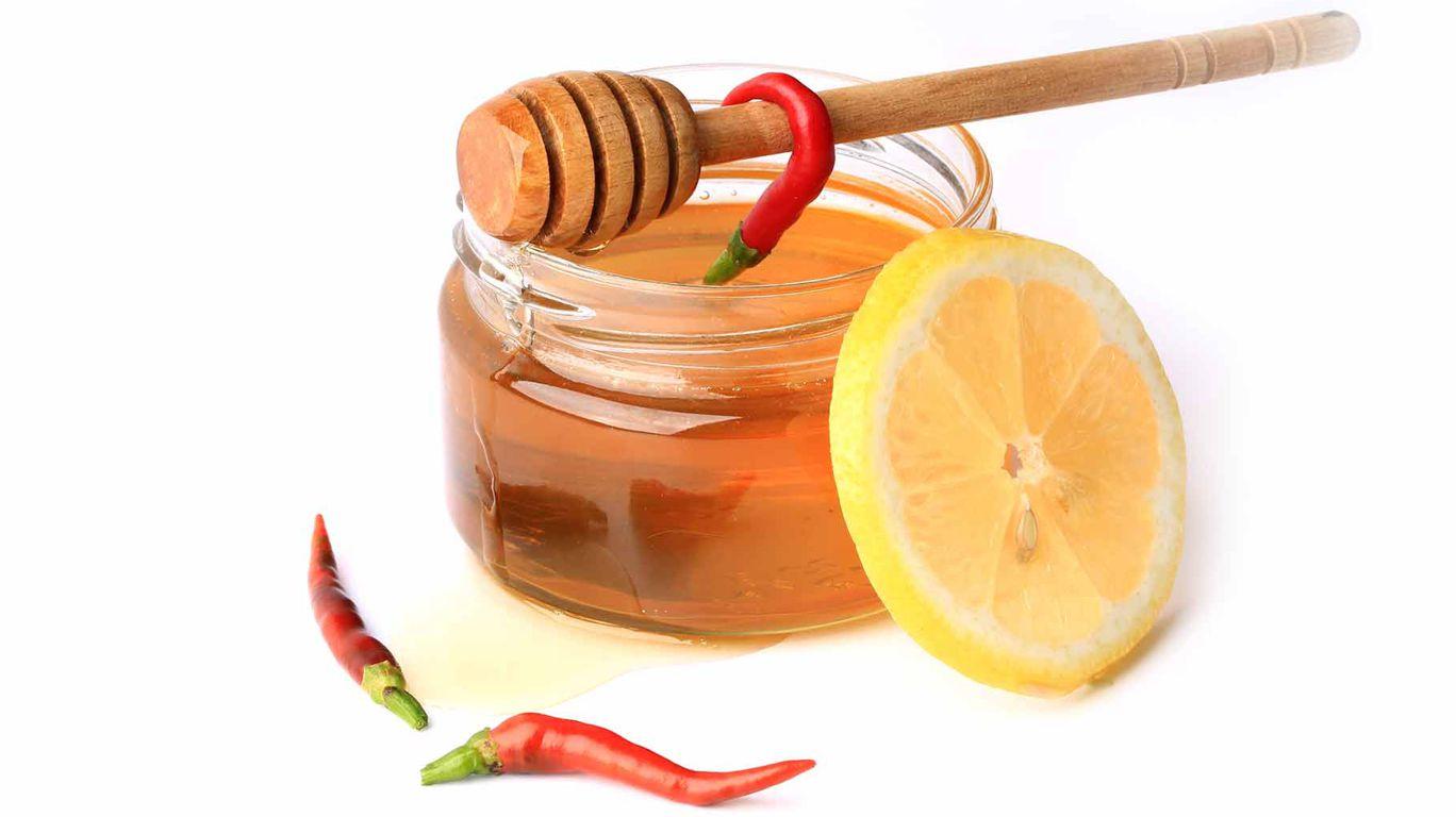 Перец с мёдом