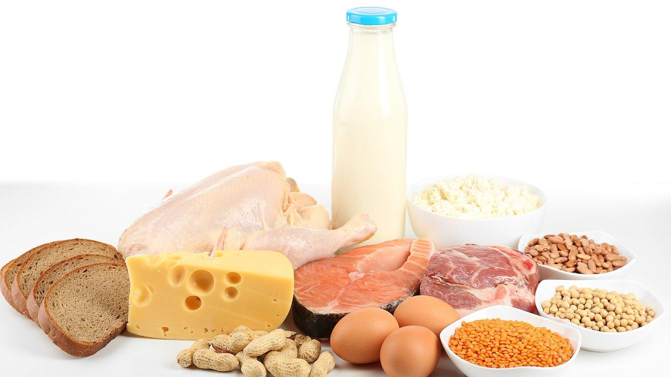 О протеиновой диете